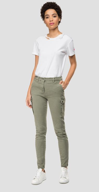 Hyperflex Color Kathia jeans - Replay W8897_000_8166197_130_1