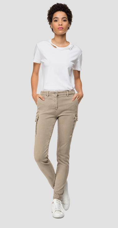 Hyperflex Color Kathia jeans - Replay W8897_000_8166197_723_1