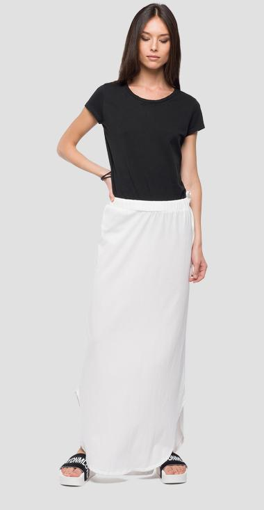 Sporty maxi skirt - Replay W9220A_000_22038G_011_1