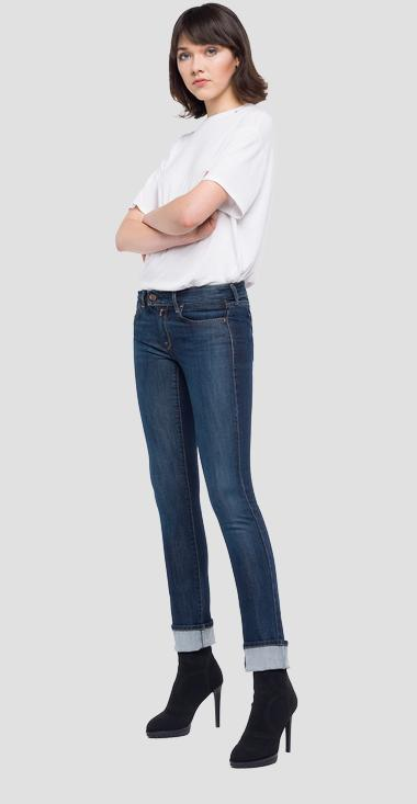 Straight fit Touch jeans - Replay WA402_000_067-T10_009_1