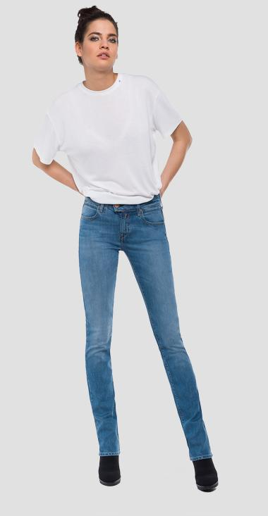 Straight fit Touch jeans - Replay WA402_000_067-T13_009_1