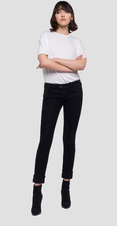 Skinny fit Touch jeans - Replay WA403_000_077-T30_007_1