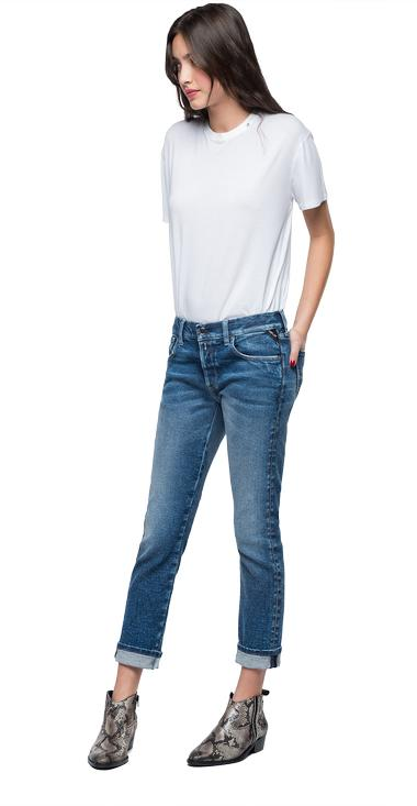 REPLAY Joplyn Jeans Straight Donna