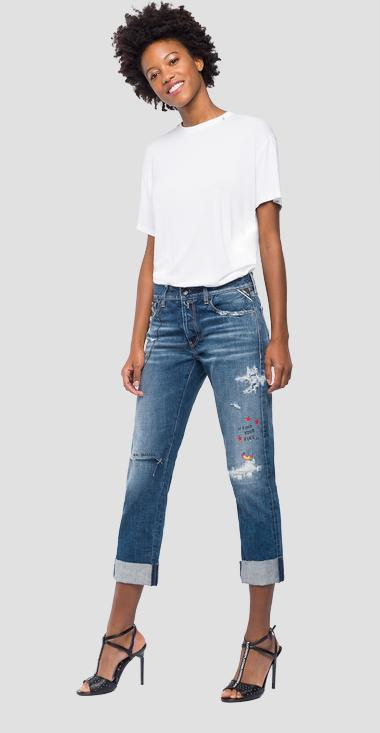 Straight fit Joplyn Maestro jeans - Replay WA405P_000_50C-M40_009_1