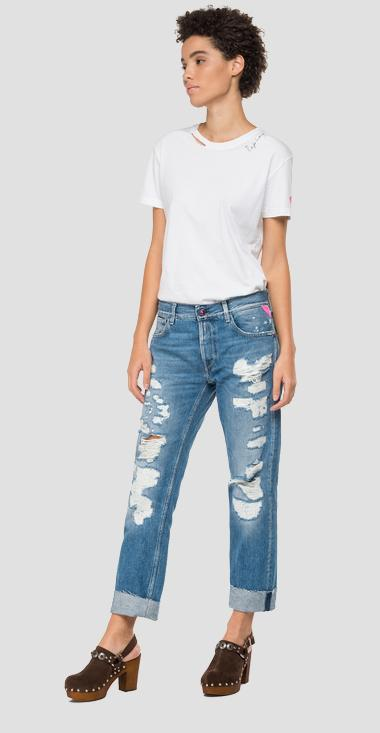 Straight fit Joplyn jeans - Replay WA405_000_108662R_009_1