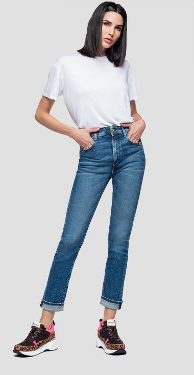 Slim super high waist original Neneh jeans - Replay WA410_000_207-577_009_1