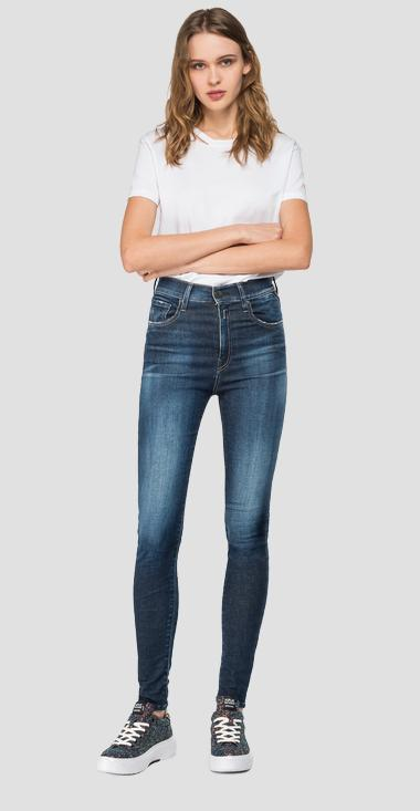 Skinny fit Leyla Hyperflex bio jeans - Replay WA414_000_661-A04_007_1