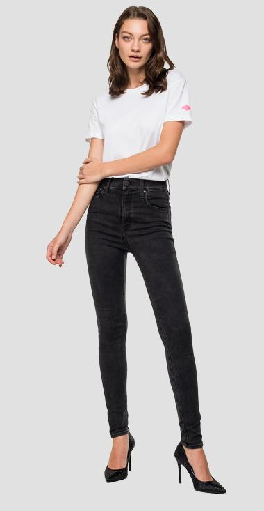 Skinny fit Leyla jeans - Replay WA414_000_85B-641_097_1