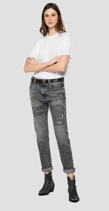 Boy fit Marty Rose Label jeans - Replay WA416R_000_48A-710_096_1