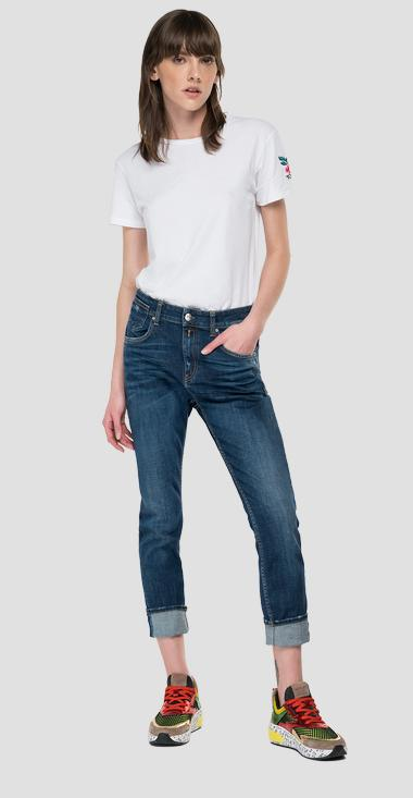 Boy fit ROSE LABEL Marty jeans - Replay WA416_000_425-999_009_1