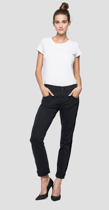 REPLAY BLUE JEANS boy fit Roxel jeans - Replay WA417F_000_203-72A_098_1
