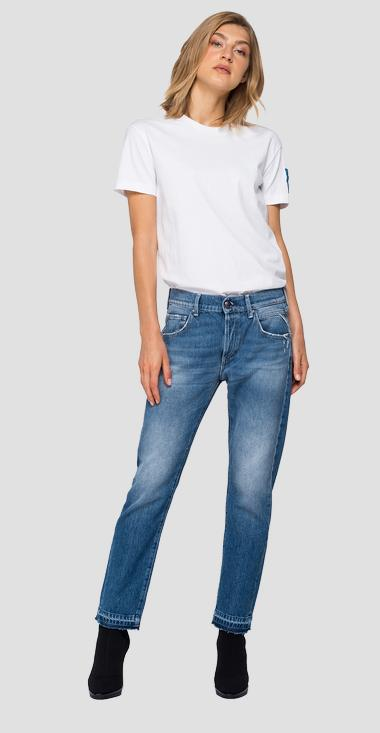 Boy fit Roxel Rose Label jeans - Replay WA417R_000_108-787_009_1