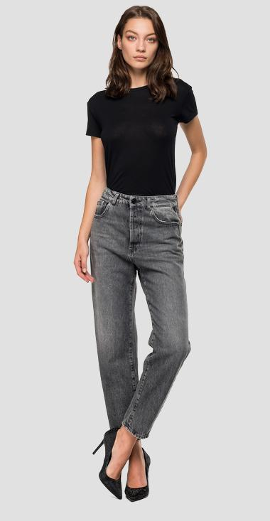 Mom fit Tyna jeans - Replay WA444E_000_48A-684_097_1
