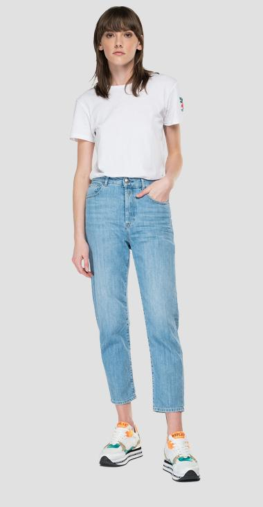 Mom fit ROSE LABEL Tyna jeans - Replay WA444_000_529-948_011_1
