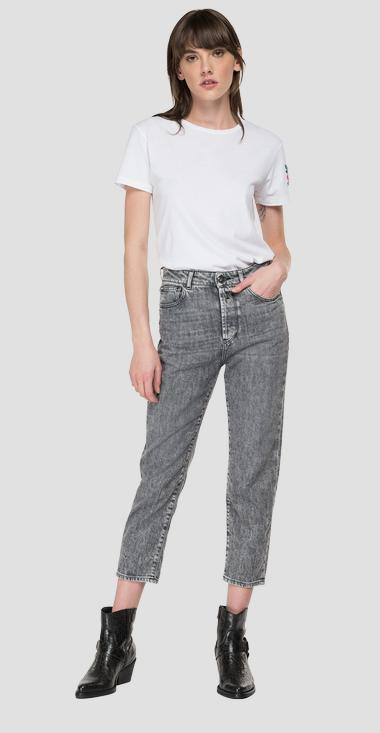 Mom fit ROSE LABEL Tyna jeans - Replay WA444_000_531-971_096_1