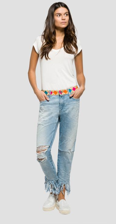 Kellygray straight-fit jeans - Replay WA631E_000_34C992F_011_1