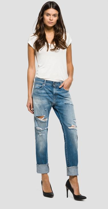 Kellygray straight-fit jeans - Replay WA631_000_12C957S_010_1