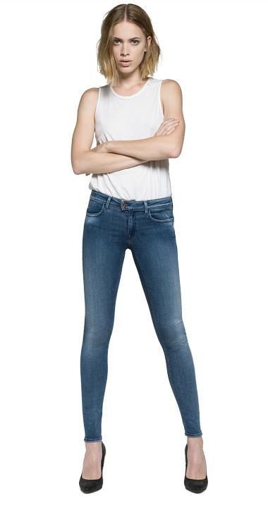 Super skinny fit Touch jeans - Replay WA640_000_47C-T05_010_1