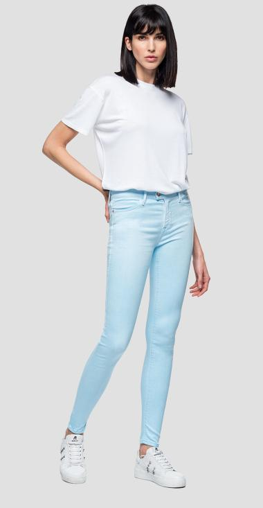 Skinny fit Touch jeans - Replay WA641_000_81047T7_008_1