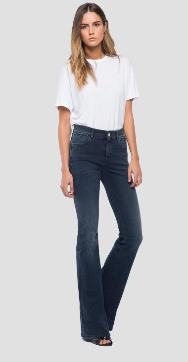 Flare fit Lisia jeans - Replay WA679_000_143-387_007_1