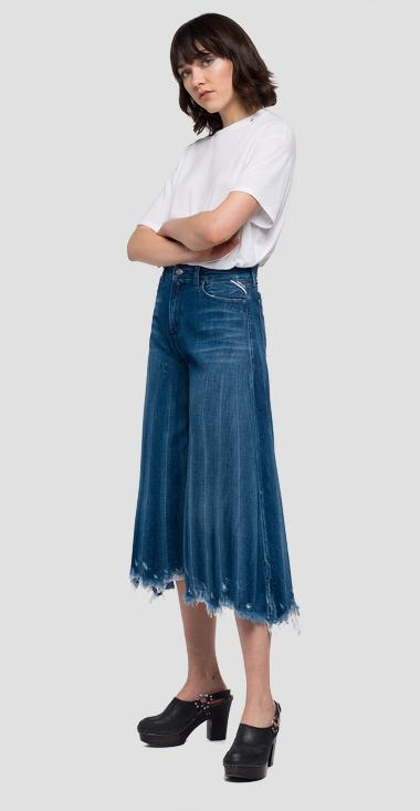 Divided skirt fit Rea jeans - Replay WA680_000_136-338_009_1