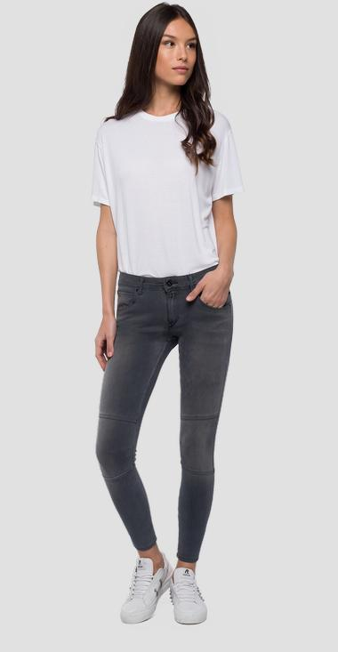 Jeans skinny fit Hyperflex+ Kayte - Replay WA682_000_661-S08_010_1