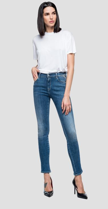 Super skinny high waist fit Stella jeans - Replay WA684_000_189-585_009_1