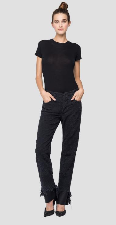 Straight fit Nevah Maestro jeans - Replay WB445M_000_214-M72_098_1