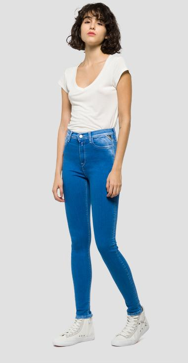 High-waisted Joi jeggings - Replay WBX654_000_31C-956_009_1