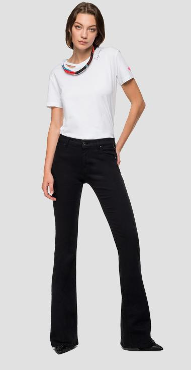 Flare & bootcut fit Stella jeans - Replay WCA684_000_103-09_098_1