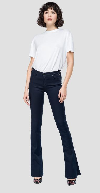 Flare fit Stella jeans - Replay WCA684_000_137-555_007_1