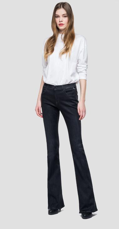 Flare fit Stella jeans - Replay WCA684_000_195-533_098_1