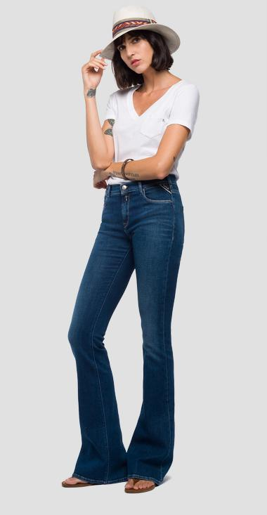 Flare Fit Jeans Stella - Replay WCA684_000_69C-430_007_1
