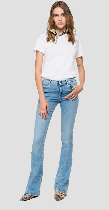 Flare & bootcut fit Stella jeans - Replay WCA684_000_69D-615_010_1