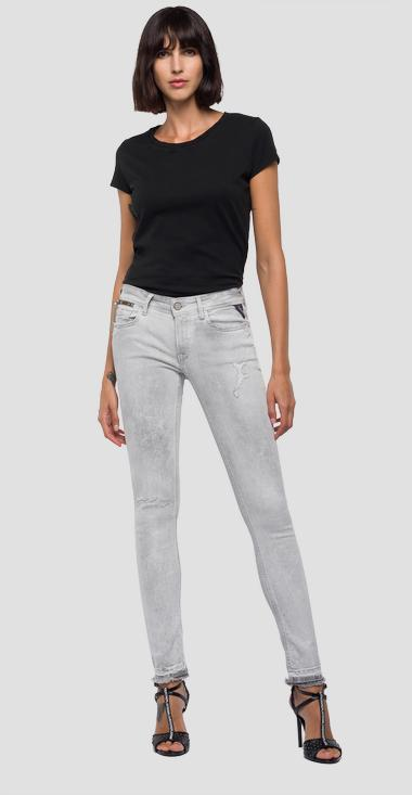 Skinny fit Luz jeans - Replay WCX689_000_145H426_011_1