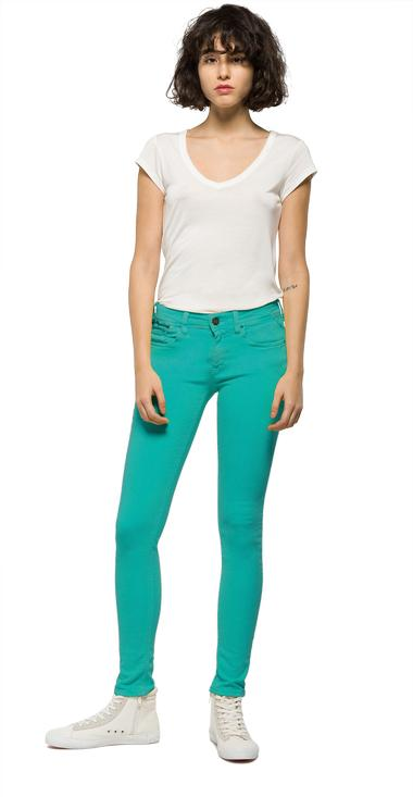 Skinny Fit Jeans Luz - Replay WCX689_000_8064123_030_1