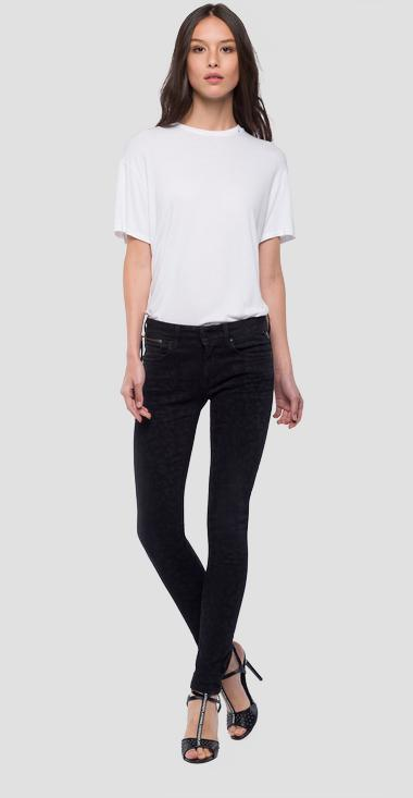 Jean coupe skinny Luz - Replay WCX689_000_85B-491_098_1
