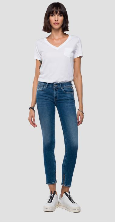 Jean coupe skinny Luz - Replay WGX689_000_69CR451_009_1