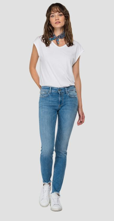 Skinny fit New Luz jeans - Replay WH689E_000_69D885R_010_1