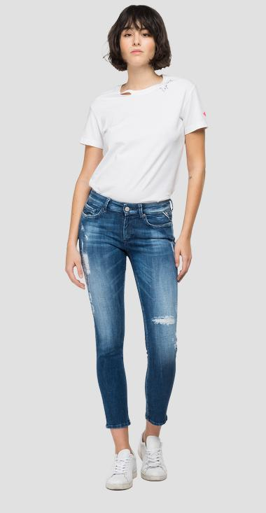 Skinny fit New Luz jeans - Replay WH689_000_227-806_009_1