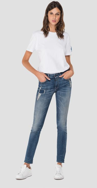 Skinny fit New Luz Scar jeans - Replay WH689_000_573-SC5_009_1