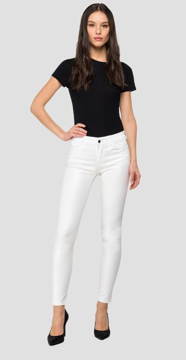 Skinny hig waist fit New Luz jeans - Replay WH689_000_8064131_490_1