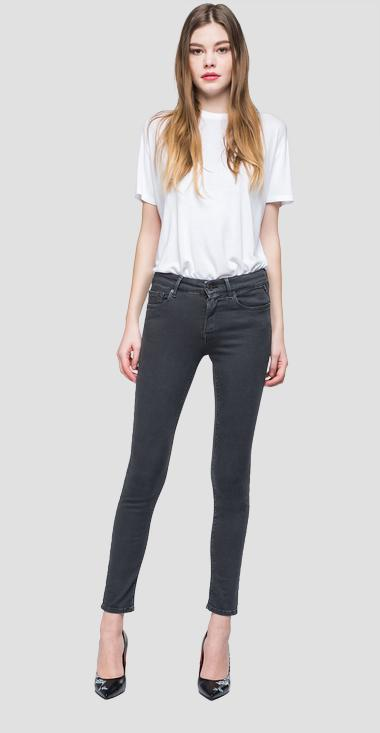 Jean coupe skinny New Luz Hyperflex Color - Replay WH689_000_8166197_290_1