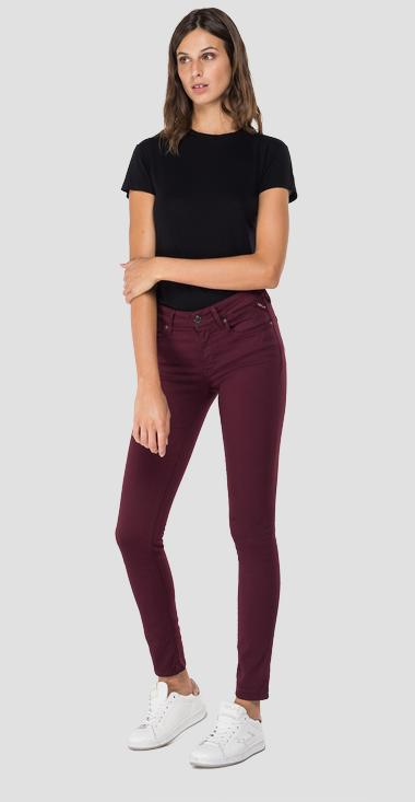 Skinny Fit Jeans New Luz Hyperflex Color - Replay WH689_000_8166197_918_1