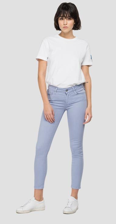 Skinny fit New Luz Hyperflex Color X.L.I.T.E. jeans - Replay WH689_000_8366197_781_1