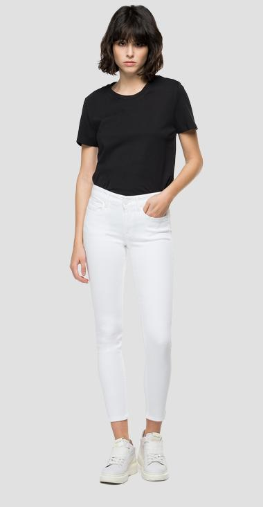 ROSE LABEL skinny fit New Luz jeans - Replay WH689_000_8405101_001_1