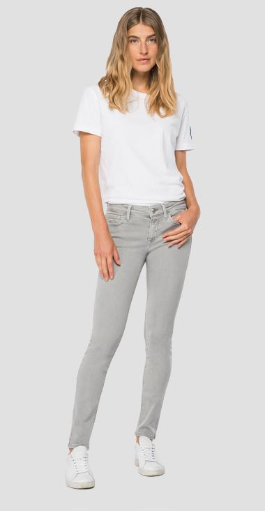 Skinny fit ROSE LABEL New Luz jeans - Replay WH689_000_8405150_490_1