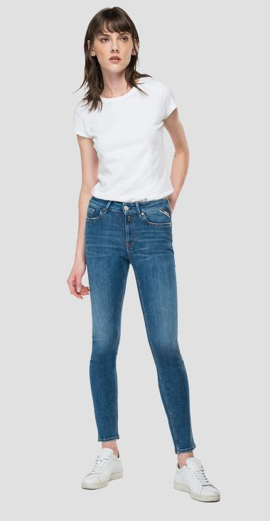 Skinny high waist fit Luzien jeans - Replay WHW689_000_69D-903_009_1