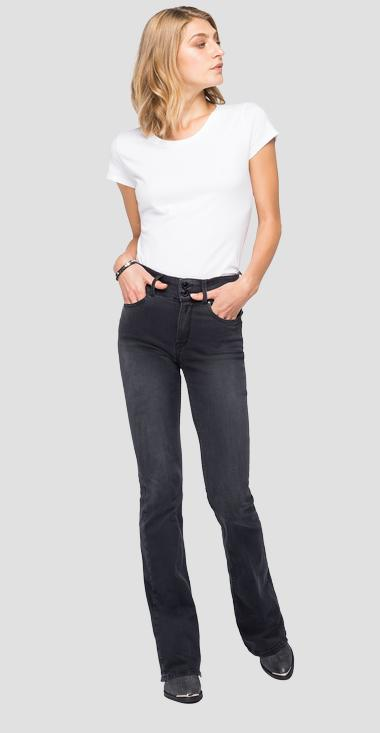 Flare Fit Jeans New Luz - Replay WLW689_000_103-736_097_1