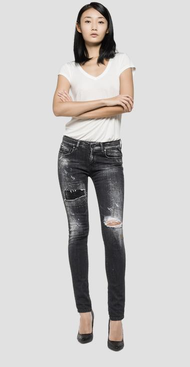 Skinny Fit Jeans Maestro Rose - Replay WX613_000_95B859S_010_1